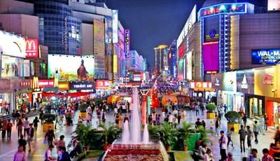 半岛首场公益集市将在台东步行街举办 时间就在清明小长假