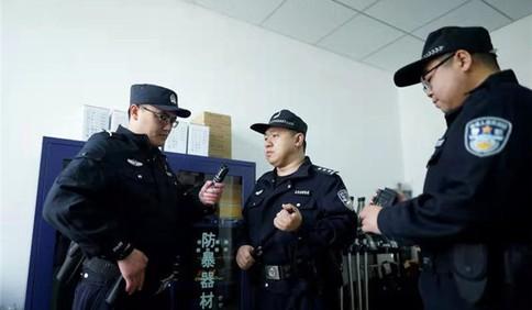 青岛:森林警察将加强清明节期间林区巡查执法工作
