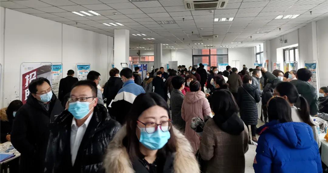 青岛西海岸新区人力资源服务产业园荣膺省级园区