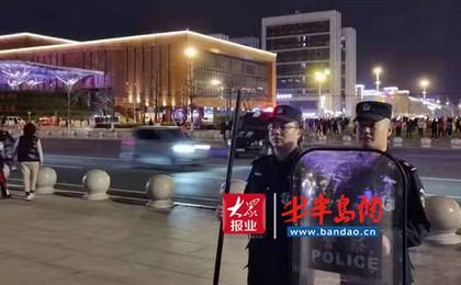"""胶州市公安局开展""""七大专项行动""""提升群众安全感..."""
