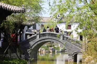 五一假期 中国院子成新晋拍照打卡地