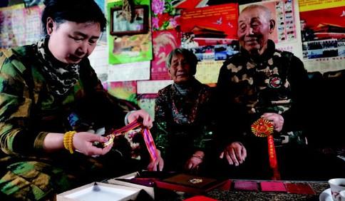 【红色足迹】89岁刘显尧回忆抗美援朝出国作战,敌军一夜反扑45次