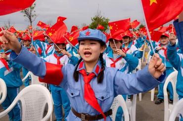 青岛市青少年寻访红色足迹活动启动