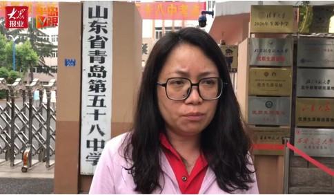 【视频】特色小吃进考题 题量减少难度持平!青岛名师解读高考政治试题