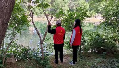 潍坊北海路街道开展专项活动严防学生溺水事件