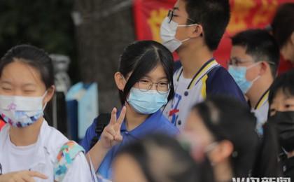 青岛:迎战中考