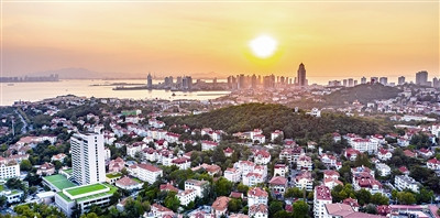 建设山海城共融的美丽城市 让绿色成为青岛最动人的底色