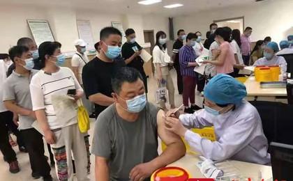 奎文区多措并举全力做好新冠疫苗接种工作