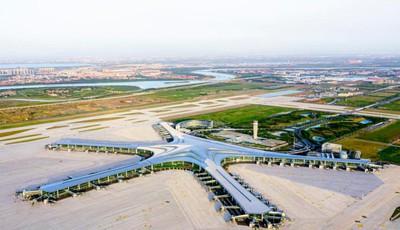 胶东国际机场长啥样?一组高清大图来啦!