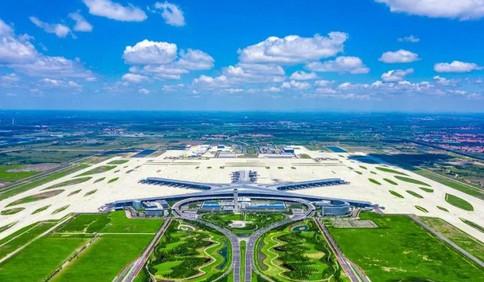 这就是山东·青岛|8月12日转场!胶东国际机场的跨时代意义