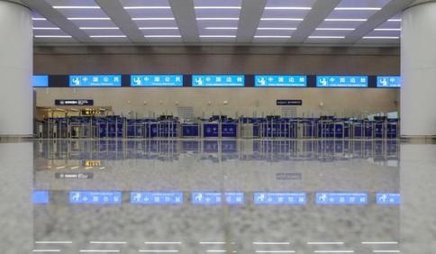更简化!胶东国际机场每小时可满足1838人次出入境通关需求