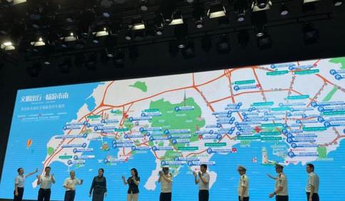 这就是山东·青岛|3.8万余个停车位,外出游玩不怕停车难!市南区发布全域旅游停车地图