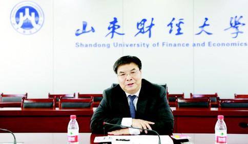 半岛全媒体专访山东财经大学校长赵忠秀: 把握峰会机遇 打造更高水平开放