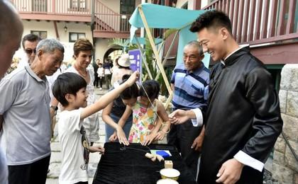 新里院 趣生活!尚街里潮趣节将持续至8月1日