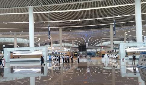 见证青岛 走进青岛胶东机场,简单舒适更懂您