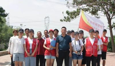 青农大动漫与传媒学院暑期实践团寻访红色足迹 助力乡村振兴