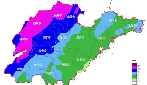 中秋天气预报:9月18日到20日山东大部有明显降水