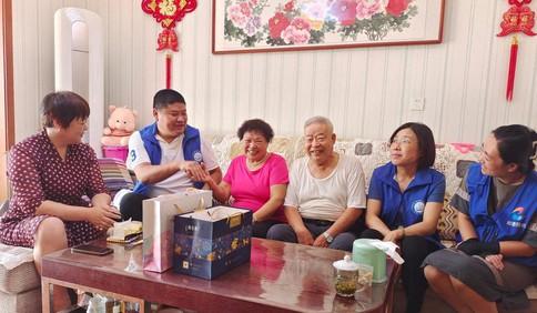 即墨通济新区鼎泰丰社区颂红色经典 庆中秋佳节