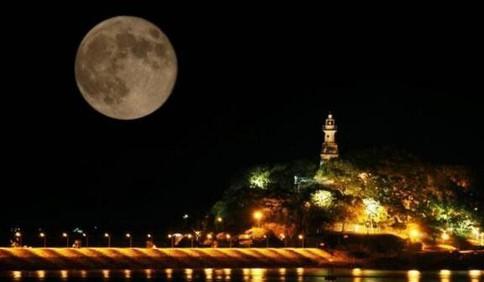 今年的月亮十五圆!青岛最美赏月去处,你想去哪个?