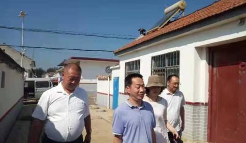 """新区交通部门启动""""情满中秋、喜迎国庆""""走访慰问活动"""