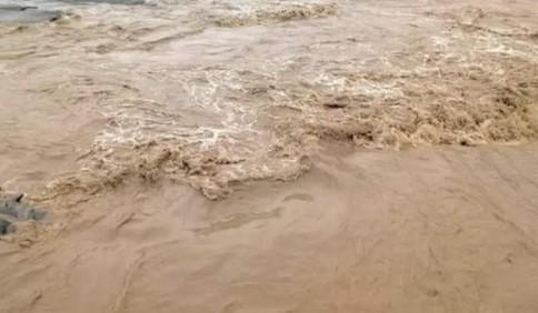 黄河发生接近警戒水位洪水,山东启动防汛Ⅳ级应急响应