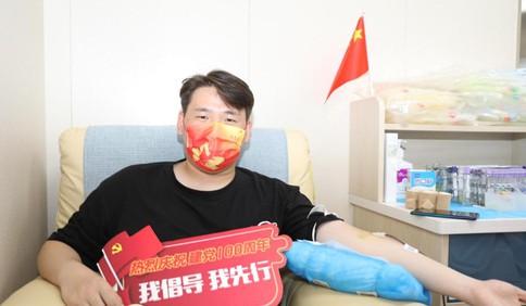 中国红·齐鲁行丨爱心涌动青岛!他们用这种方式为祖国庆生